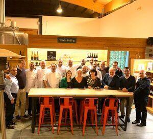 Els membres del jurat compartiren uns dies d'experiències a Menorca