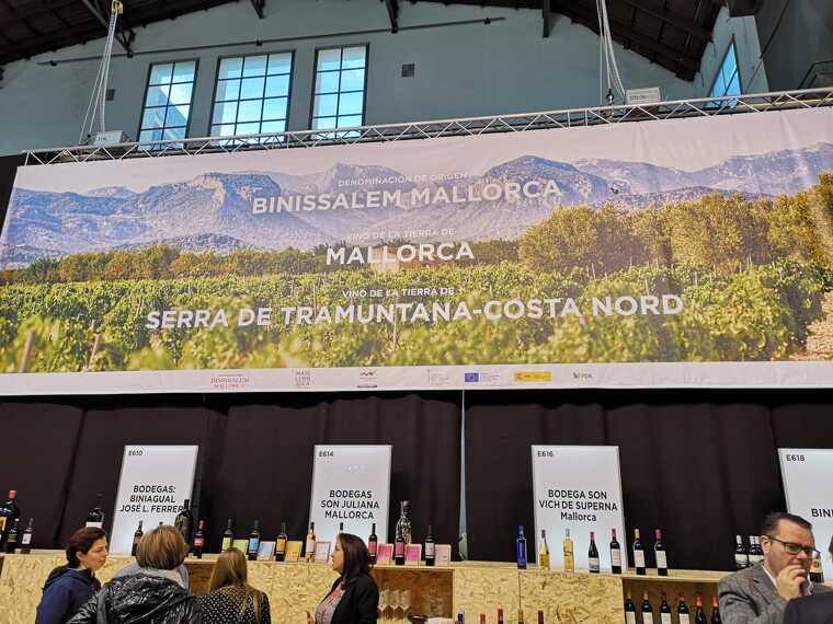 El vi mallorquí ha estat representat a la Barcelona Wine Week