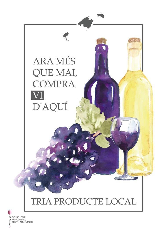 Promoció del vi de les Illes Balears