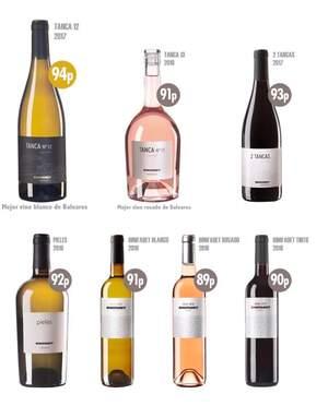 Els vins de Binifadet, alguns dels millors de les Balears