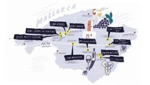 Els vins mallorquins protagonistes de la revista Cuina