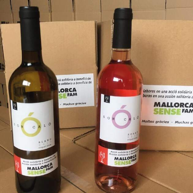 El beneficis de la venda de Son Caló es destinaran a Mallorca sense Fam