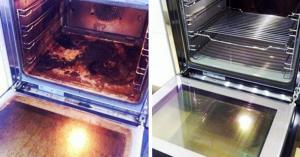 Cómo limpiar el horno de manera fácil y rápida.