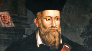 Imagen de archivo de Nostradamus.