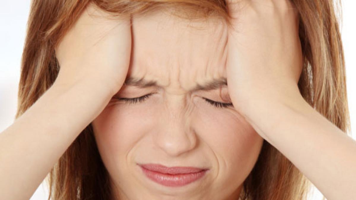 Пронзающая боль в голове