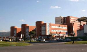 Hospital Virgen de la Arrixaca, Murcia