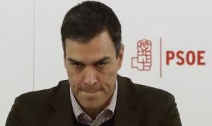 Pedro Sánchez se pega el batacazo en las elecciones