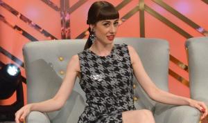 Natalia Ferviú en el programa Cámbiame.