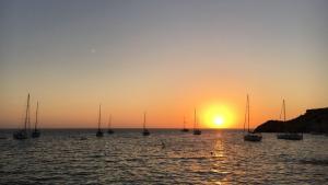 Puesta de Sol en las Islas Baleares