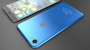 El nuevo iPhone 7 de Apple.
