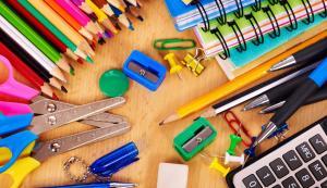 Podréis encontrar todo el material escolar y de oficina que necesitéis.