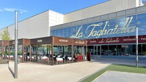 Restaurante La Tagliatella del Centro Comercial Parque Sur, en Madrid