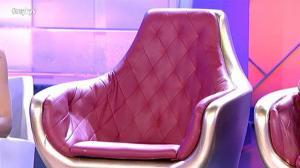 Trono donde se sentará Claire, la siguiente tronista