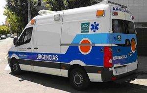 Ambulancia Jaén