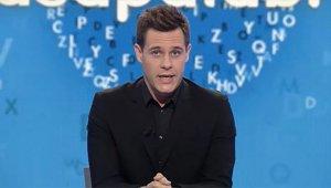 El presentador de 'Pasapalabra', Christian Gálvez.