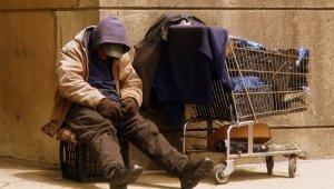 Imagen de un indigente.