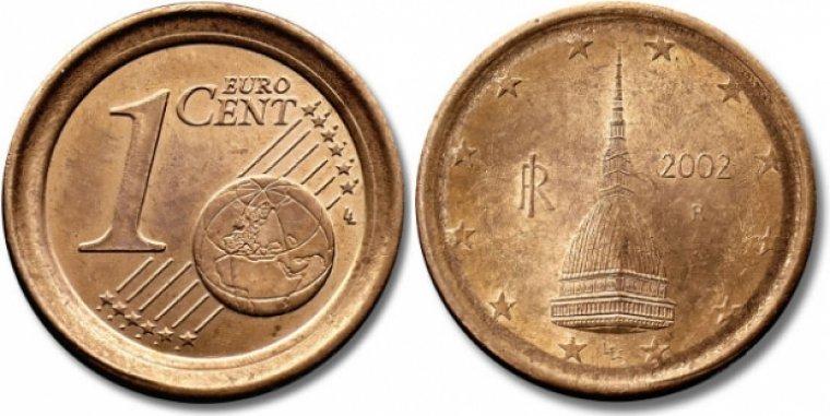 Siete monedas de Euro valoradas en una fortuna