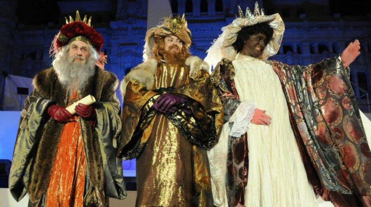 Imagen de los Reyes Magos