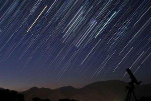 A última hora de la madrugada sera el mejor momento para poder ver esta lluvia de estrellas