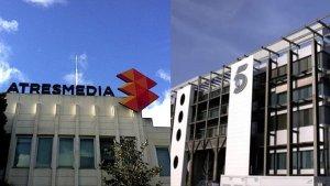 Atresmedia y Mediaset viven una guerra por las audiencias