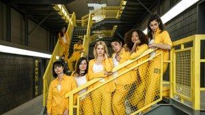 La serie fue suspendida por su baja audiencia.