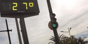 Se espera un claro aumento de las temperaturas en todo el país
