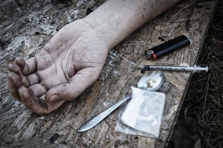 Cinco de sus hijos murieron por culpa de la heroína.