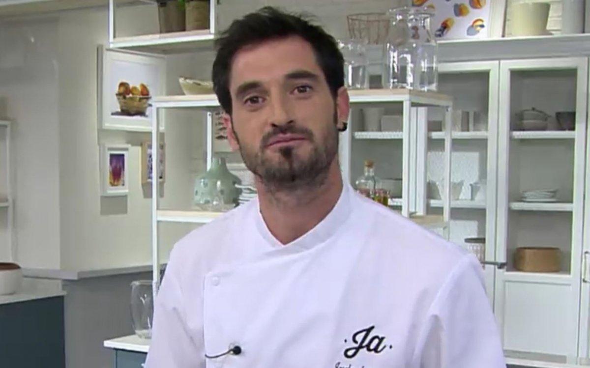 El hijo de argui ano debuta en el programa de televisi n for Programas de cocina en espana