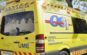 Ambulancia Murcia