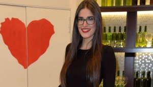 Lidia Torrent en 'First Dates'.