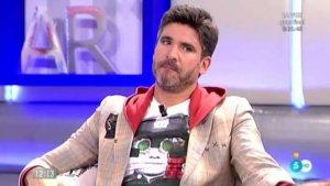 Toño Sanchís en 'El programa de Ana Rosa'