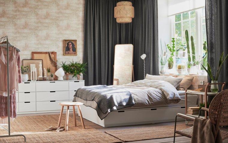Feng shui: cama y dormitorio