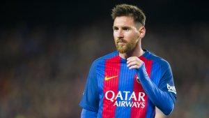 Imagen de archivo de Messi