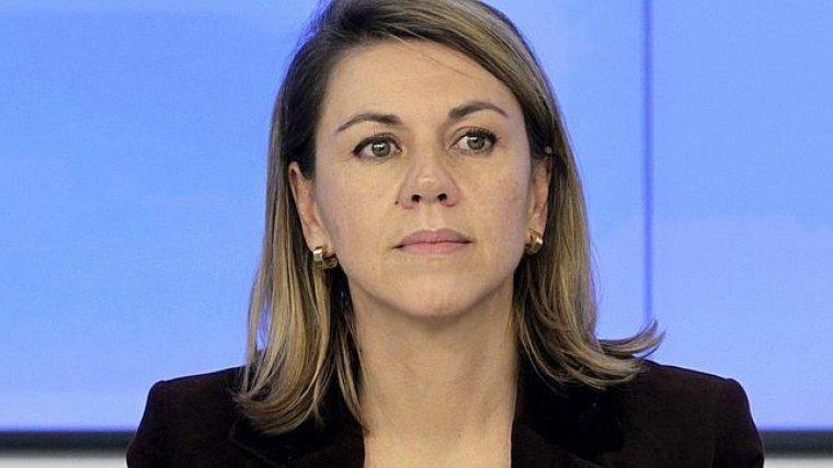 María Dolores de Cospedal ha deixat el seu escó al Congrés dels Diputats