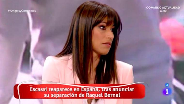 Sonia Ferrer en 'Amigas y conocidas'