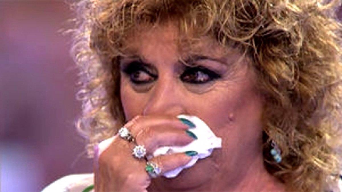 La cantante mar a jim nez asiste a 39 viva la vida 39 y habla - Youtube maria jimenez ...
