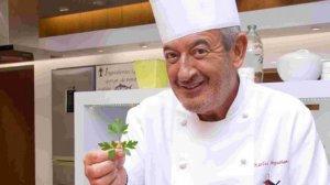 Karlos Arguiñano es famoso por sus dotes culinarias y sus divertidas ocurrencias