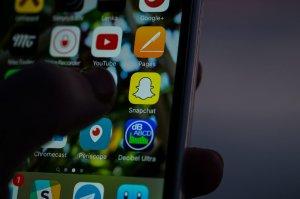 movil app redes sociales