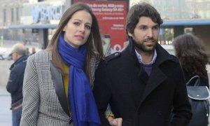 Eva González y su marido, Cayetano Rivera