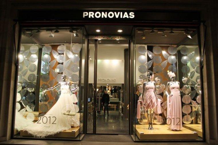 Tienda de Pronovias