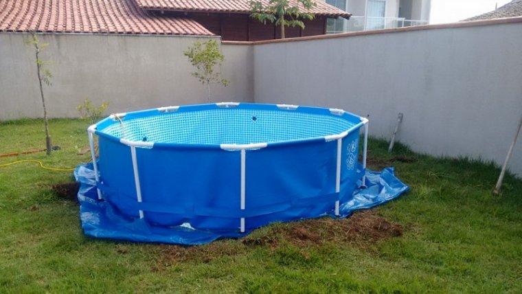 Como hacer una piscina barata stunning como hacer una for Como hacer una piscina barata