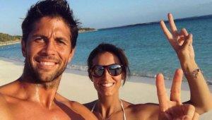 Ana Boyer y Fernando Verdasco han disfrutado de unos días en la playa