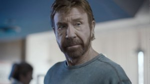 Chuck Norris es una auténtica estrella americana