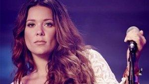 La cantante Lorena Gómez
