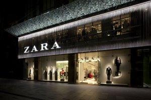Uno de los establecimientos de Zara