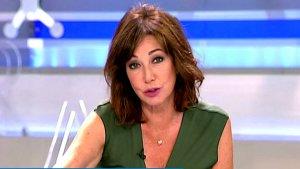 Ana Rosa Quintana en su programa de Mediaset