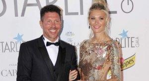 Diego Simeone y Carla Pereyra tienen una hija en común