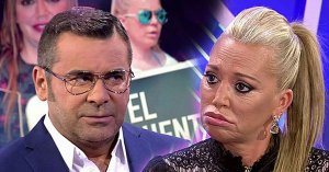 Jorge Javier Vázquez critica a Belén Esteban por su entrevista en 'Sábado Deluxe'