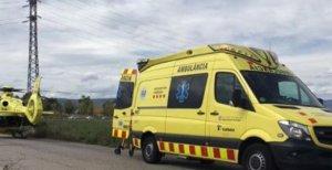 Ambulancia Cataluña