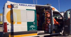 Imagen de una ambulancia